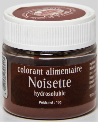 COLORANT ALIMENTAIRE NOISETTE HYDROSOLUBLE
