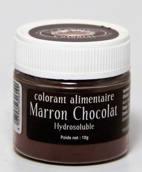 COLORANT ALIMENTAIRE MARRON CHOCOLAT HYDROSOLUBLE