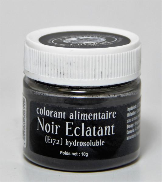COLORANT ALIMENTAIRE NOIR ECLATANT (E172) HYDROSOLUBLE
