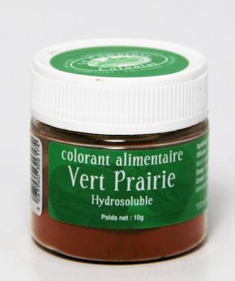 COLORANT ALIMENTAIRE VERT PRAIRIE HYDROSOLUBLE