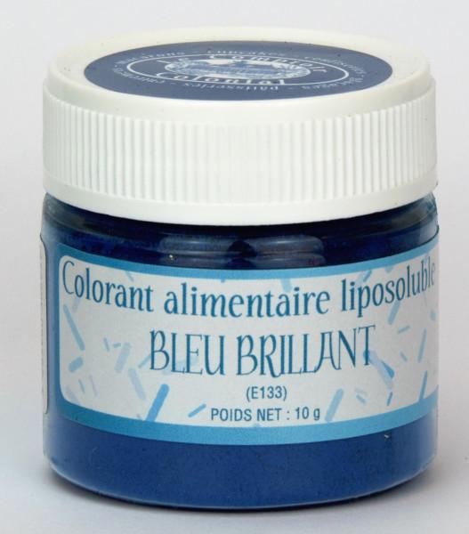 COLORANT ALIMENTAIRE LIPOSOLUBLE BLEU BRILLANT