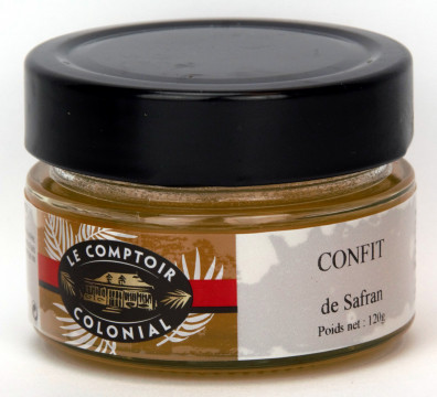 CONFIT DE SAFRAN
