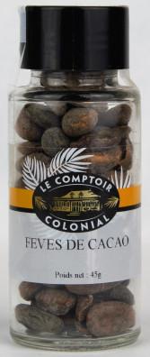 FEVES DE CACAO