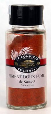 PIMENT DOUX FUME DE KAMPOT