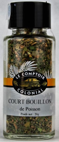 COURT BOUILLON DE POISSON