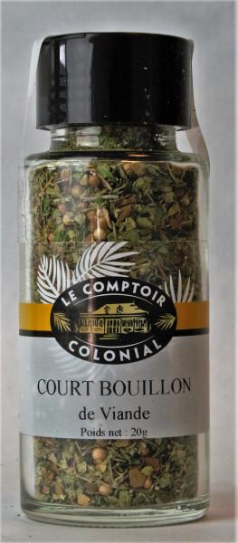 COURT BOUILLON DE VIANDE