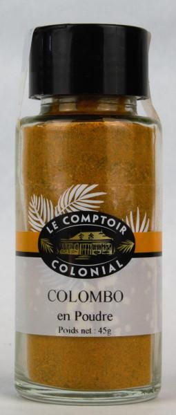 COLOMBO EN POUDRE