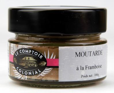 MOUTARDE A LA FRAMBOISE