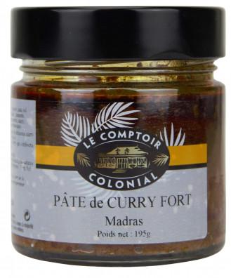 PATE DE CURRY FORT MADRAS