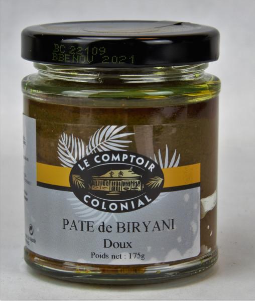 PATE DE CURRY BIRYANI (doux)